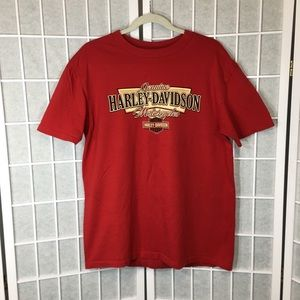 Harley Davidson Crew Neck T-Shirt L